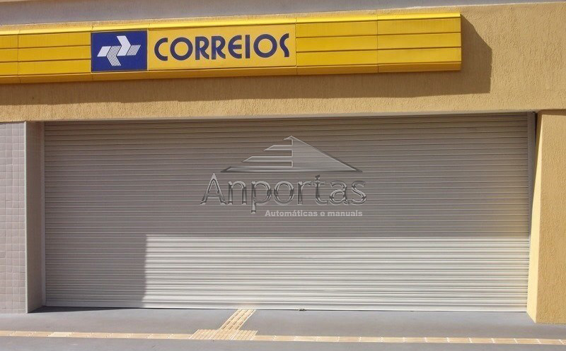PORTA de ENROLAR AUTOMÁTICA