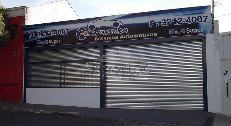PORTAS DE ENROLAR