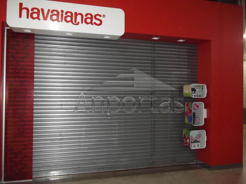 Portas de A�o Automatica