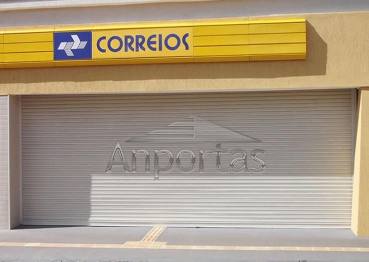 Portas de enrolar em Andradina
